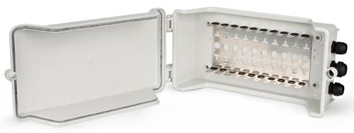 Коробка распределительная на 100 пар (outdoor) KR-INBOX-100